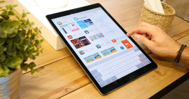 Apple y sus nuevos iPad 1