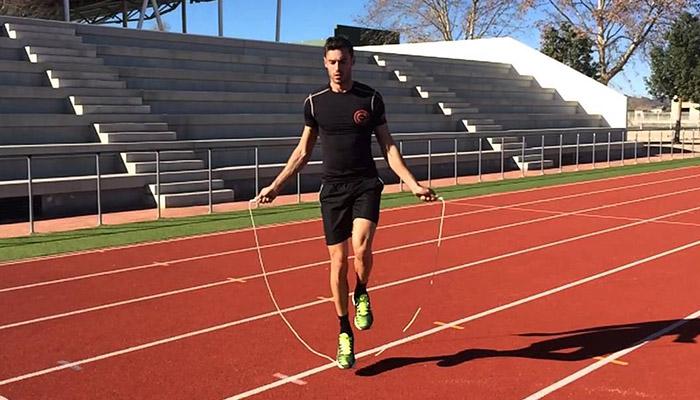 Saltar a la cuerda quema más calorías que hacer running 1