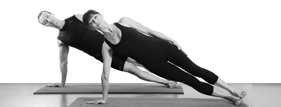 Yoga y Pilates, fuente de energía 1
