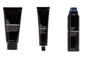 Zara, nueva línea de cosméticos para ellos
