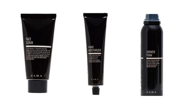 Zara, nueva línea de cosméticos para ellos 1