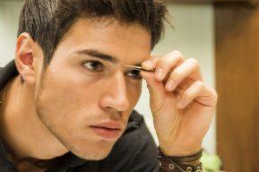 Depilación de las cejas para hombre, todo lo que conviene saber