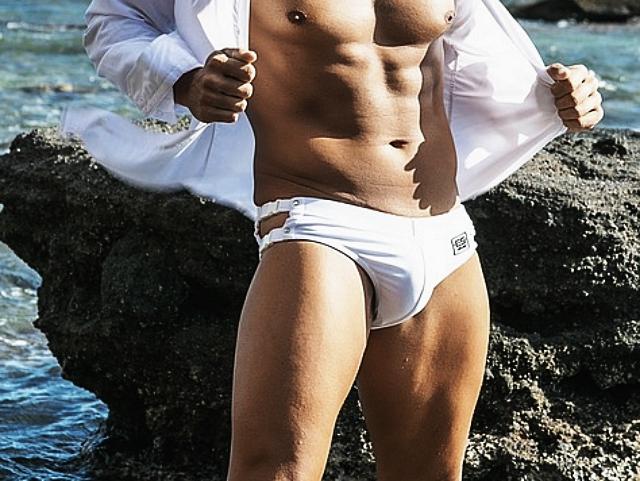 Bañador masculino