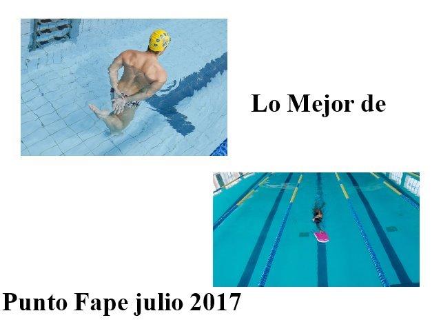 Lo Mejor de Punto Fape Julio 2017