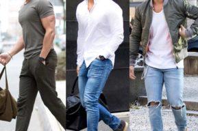 ¿Qué es el look casual para hombre?