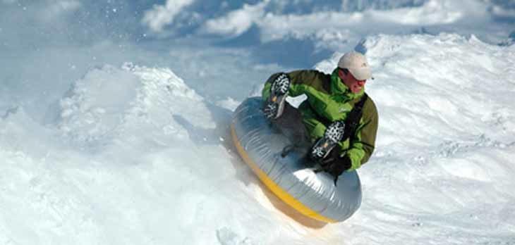 Innovadores deportes de invierno para la próxima temporada 1