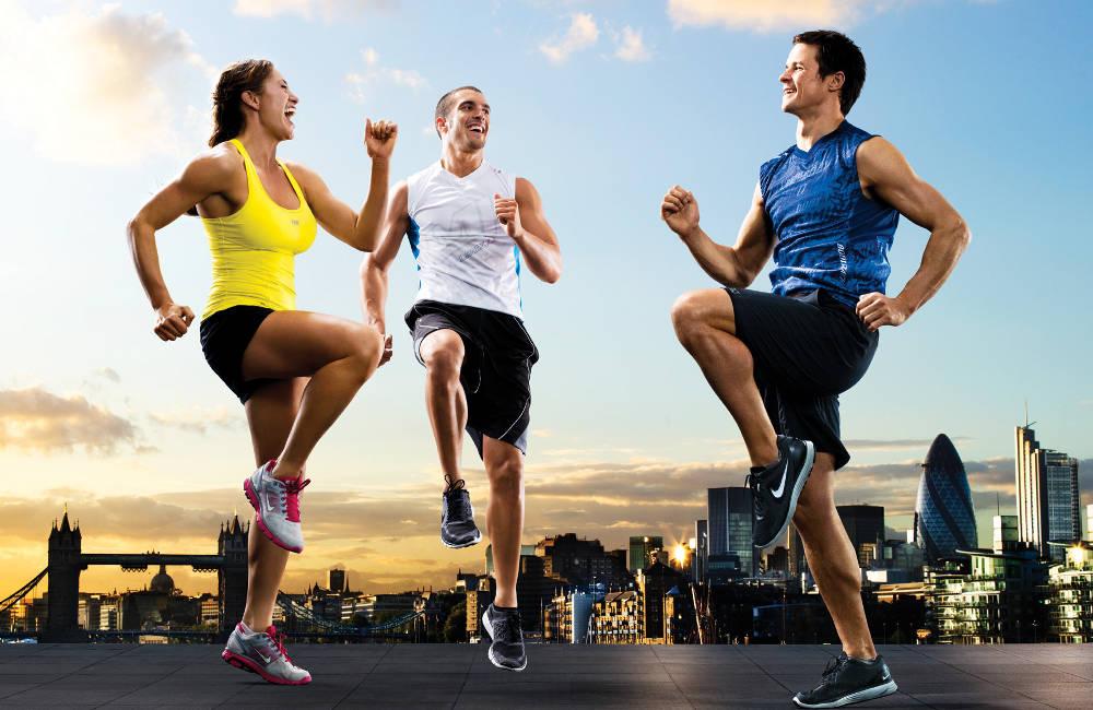 Aeróbicos para mejorar la resistencia muscular 1