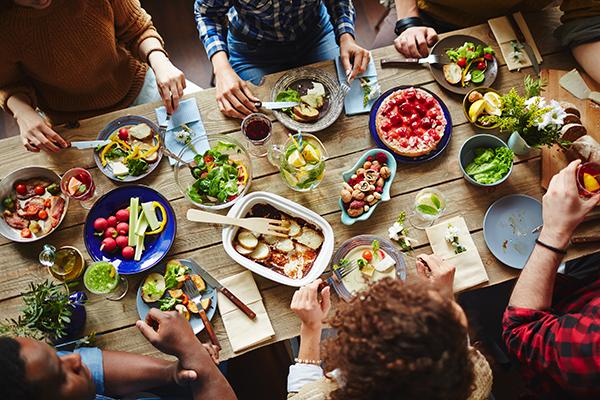 Guía para una alimentación saludable 2