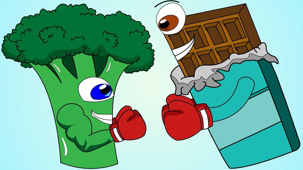 Guía para una alimentación saludable 1