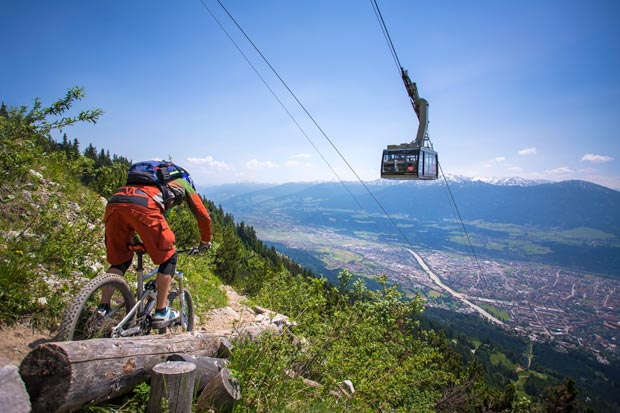 Actividades deportivas de otoño e invierno en Innsbruck 3