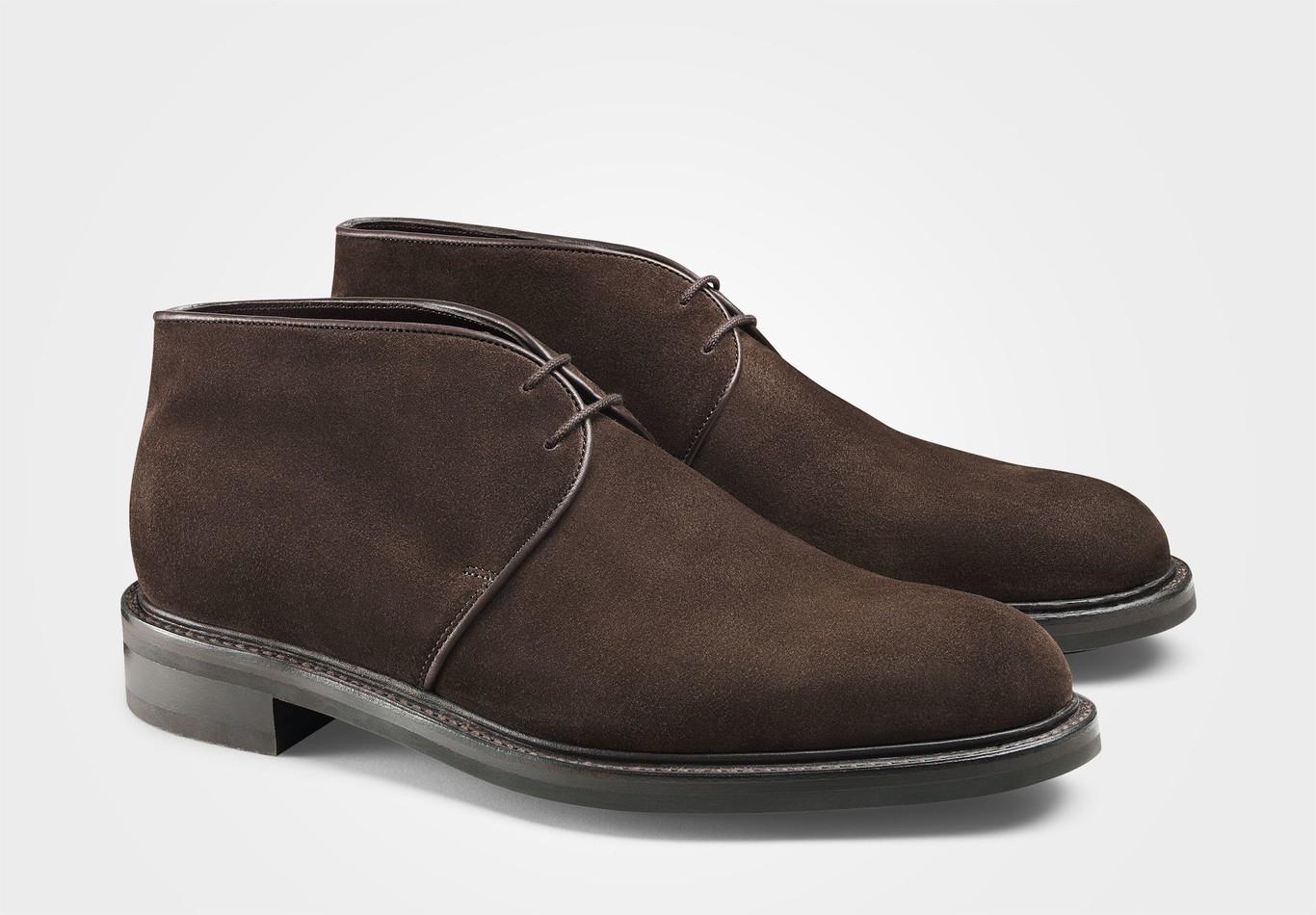 Tendencias de calzado masculino otoño-invierno 2017-2018 3