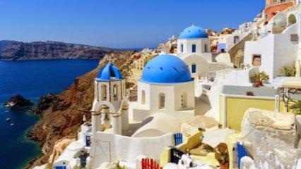 ¿Y por qué no un crucero por las Islas Griegas en el otoño?