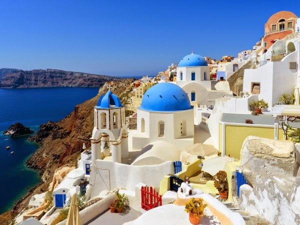 ¿Y por qué no un crucero por las Islas Griegas en el otoño? 1