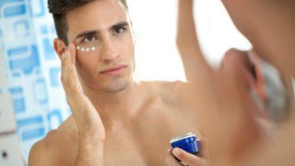 Cosmética masculina, secretos para aplicarte los productos de belleza
