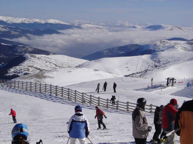 Estación de esquí La Molina, Pirineo Catalán 1