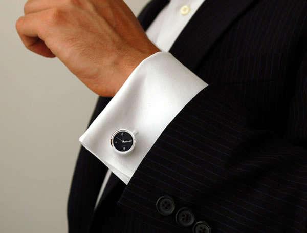 Gemelos de camisa, el complemento masculino siempre de moda 1