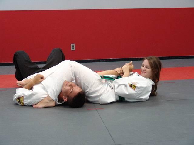 Las artes marciales enseñan a las mujeres a recuperar su autoestima 1