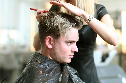 Secretos sobre la coloración de cabello masculina 1