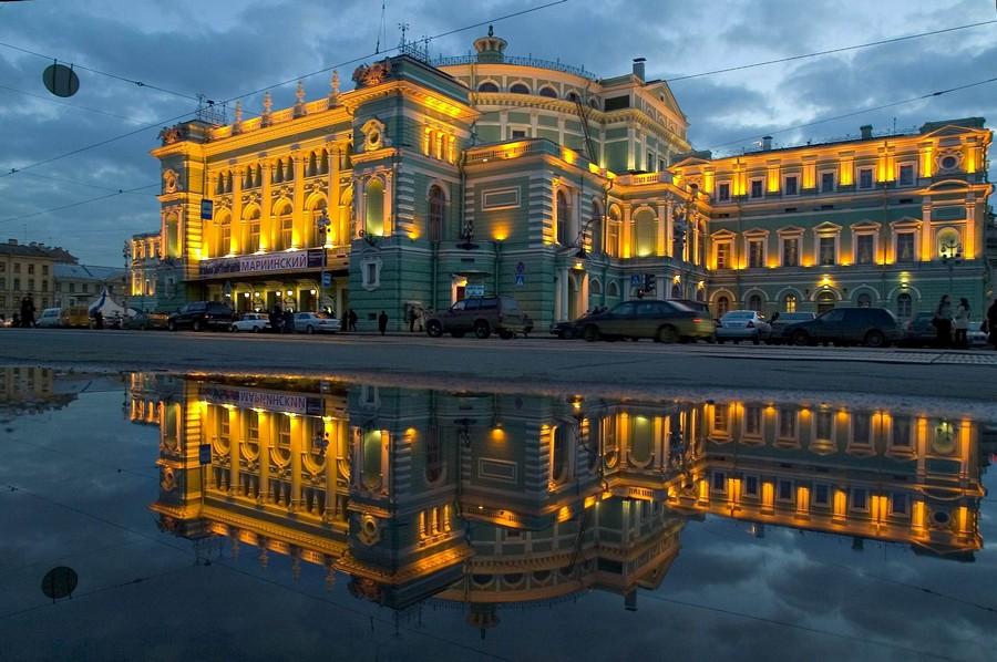 Visitando San Petesburgo, una de las sedes del Mundial 2018 de Fútbol 2