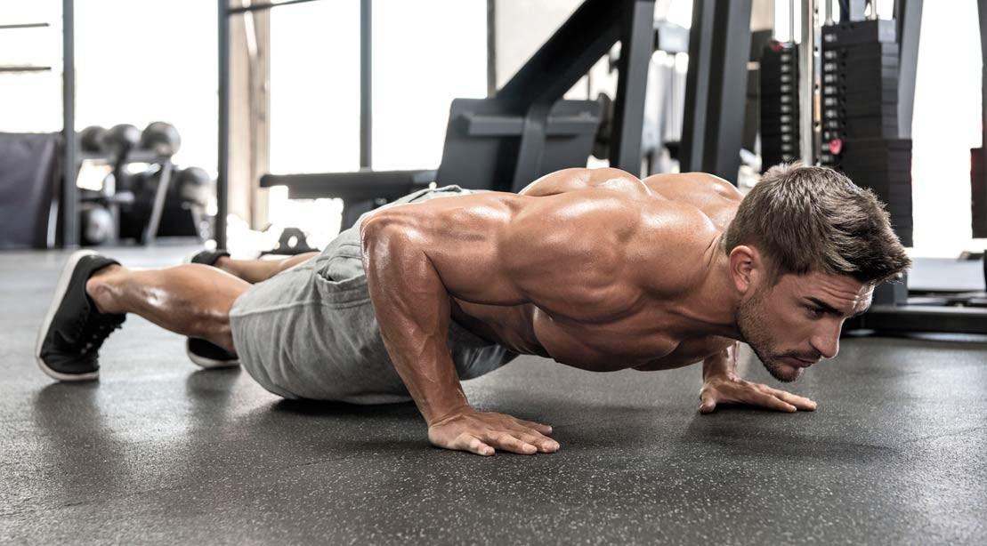 Un buen físico se logra con un sistema de entrenamiento eficaz