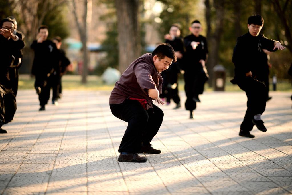Artes marciales Chinas, el desarrollo interior y las formas 1