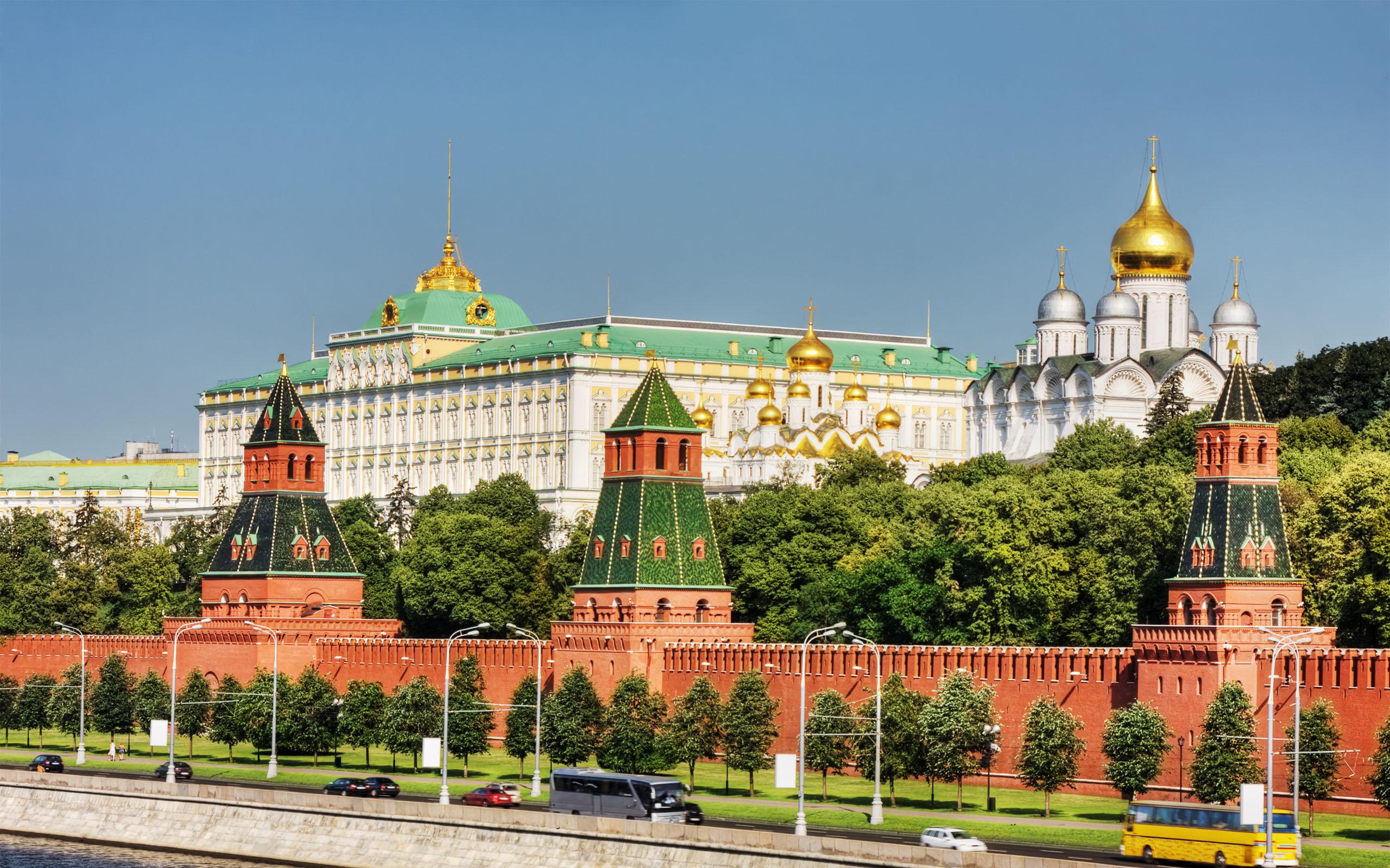Moscú, ciudad mágica y sede del Mundial 2018 de Fútbol 2