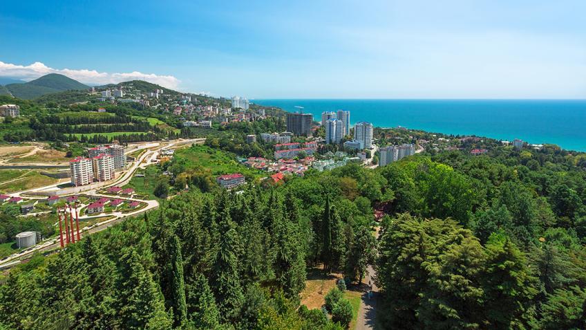 Sochi, la ciudad más turística de Rusia y sede del Mundial 2018 de Fútbol 2
