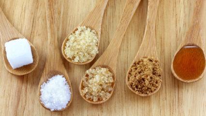 Estar en forma: Cómo sustituir el azúcar por alternativas más saludables