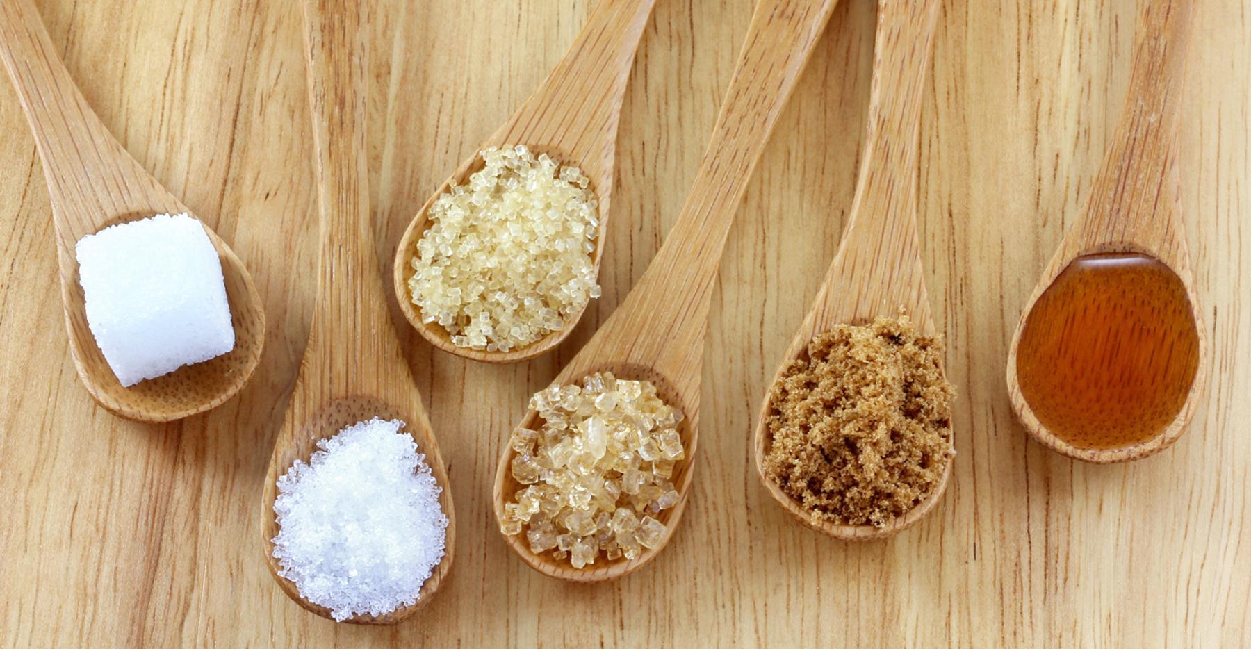Estar en forma: Cómo sustituir el azúcar por alternativas más saludables 1