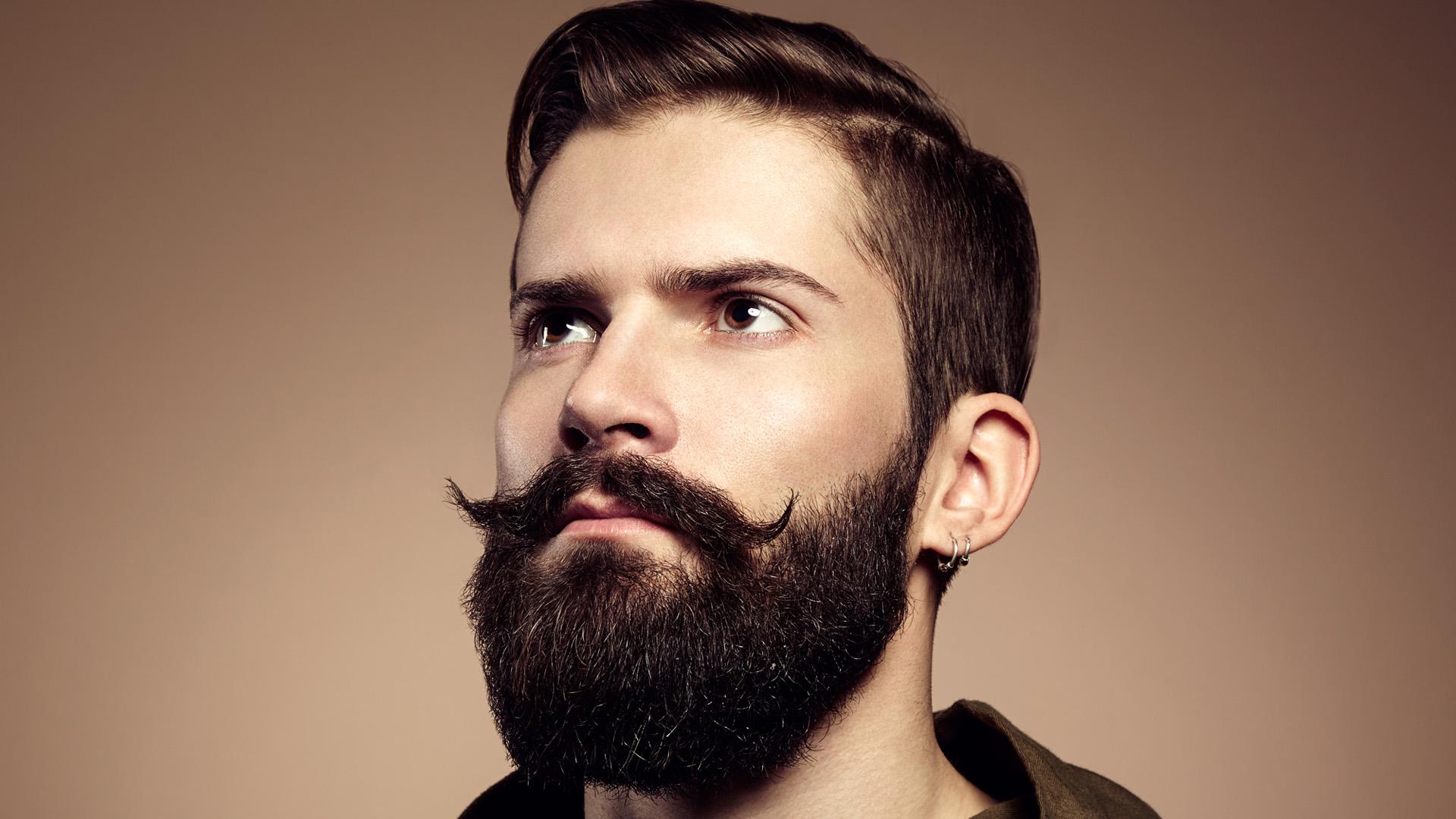 Barba y bigote