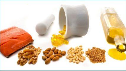 Ácidos grasos esenciales grandes aliados para adelgazar