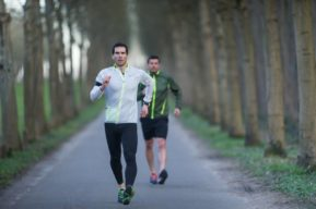 Ponerse en forma con ejercicios aeróbicos