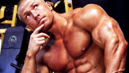 Cómo aumentar el volumen de células musculares