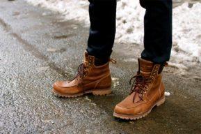 Unos botines para el invierno