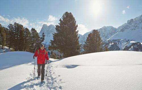 Hábitos alimentarios saludables si practicas deportes de invierno
