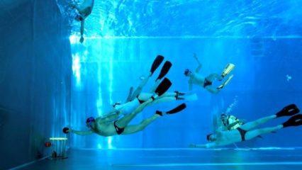 Rugby subacuático, velocidad, resistencia y fuerza