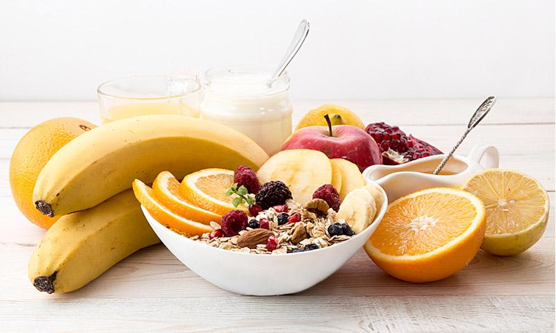 10 consejos para una alimentación saludable