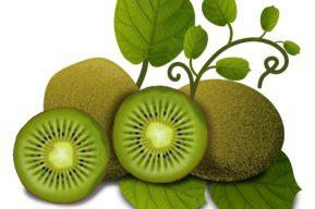 Kiwi en la dieta del deportista
