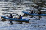 Piragüismo en aguas tranquilas