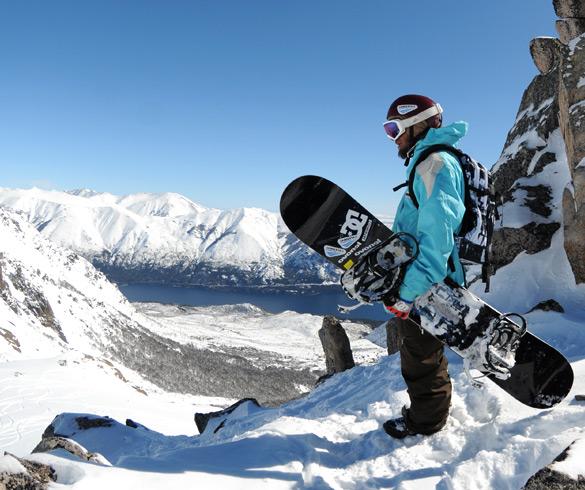 Invierno, esquí o snowboard 2