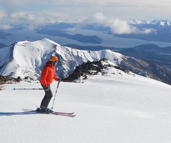 Invierno, esquí o snowboard 1