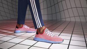 Nuevas Zapatillas Renderizadas Adidas Deerupt