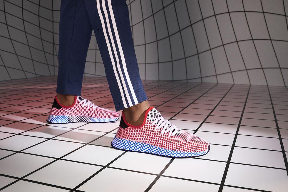 Nuevas Zapatillas Renderizadas Adidas Deerupt 1