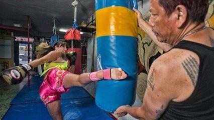 Yohanna Alonso, artes marciales como defensa personal de mujeres maltratadas