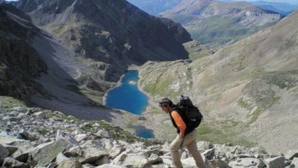 Deportes de montaña: Uso de la manta térmica