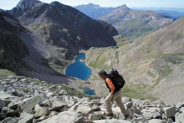Deportes de montaña: Uso de la manta térmica 1