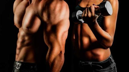 Culturismo: Ejercicios efectivos para quemar calorías