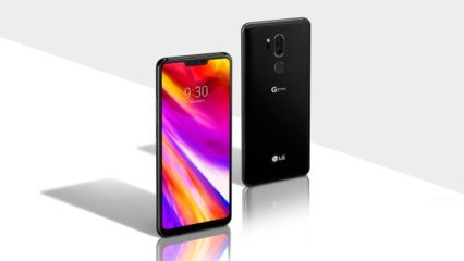 LG y su G7 ThinQ con inteligencia artificial