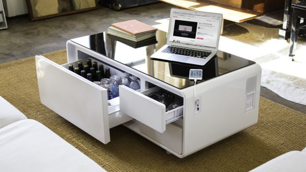 Sobro Side Table, la mesa inteligente