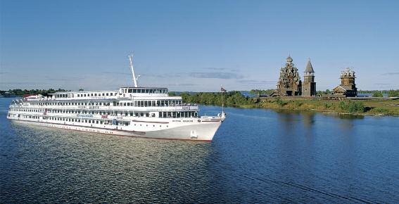 Rusia: Cruceros Fluviales 1